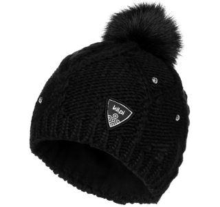 Dámska zimná čiapka Kilpi LADY-W čierna
