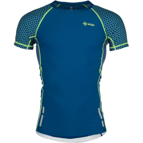 Pánske funkčné tričko Kilpi COMBO-M tmavo modrá