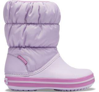 Detské zimné topánky Crocs WINTER PUFF Lavender
