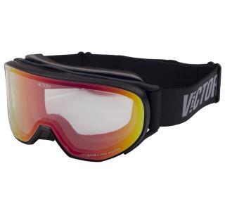 Lyžiarske okuliare Victory SPV 631B čierna