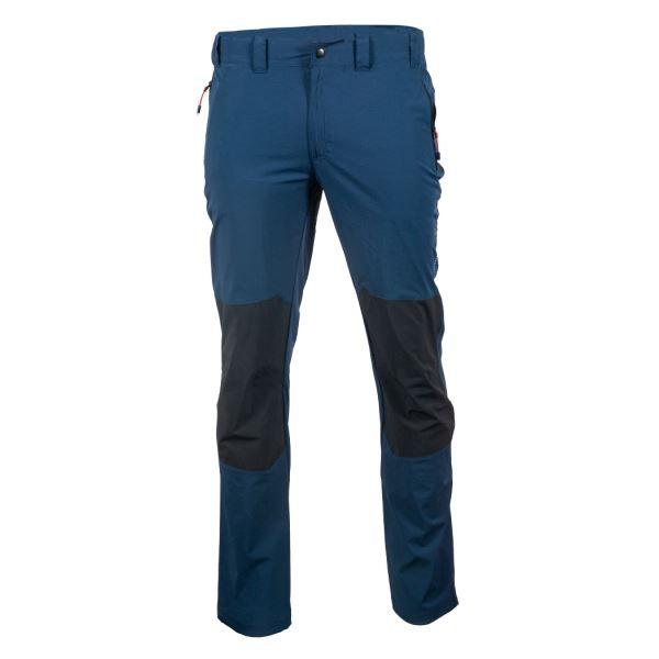 Pánske outdoorové nohavice GTS 6057 tmavo modrá