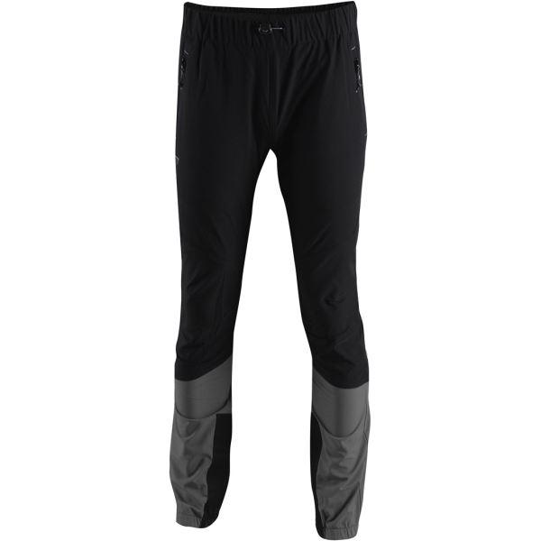 Pánske outdoorové nohavice 2117 SIL čierna