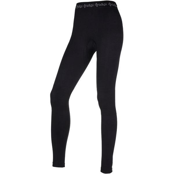 Dámske termo nohavice Kilpi KNOB-W čierna