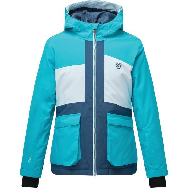 Detská zimná bunda Dare2b ESTEEM modrá/tyrkysová