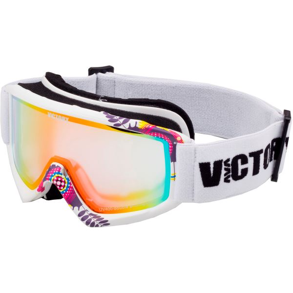 4f54bc250 Detské lyžiarske okuliare Victory SPV 630 biela | hs-sport.sk