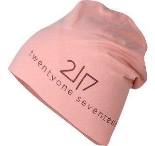 Unisex čiapka 2117 Sarek korálovo ružová