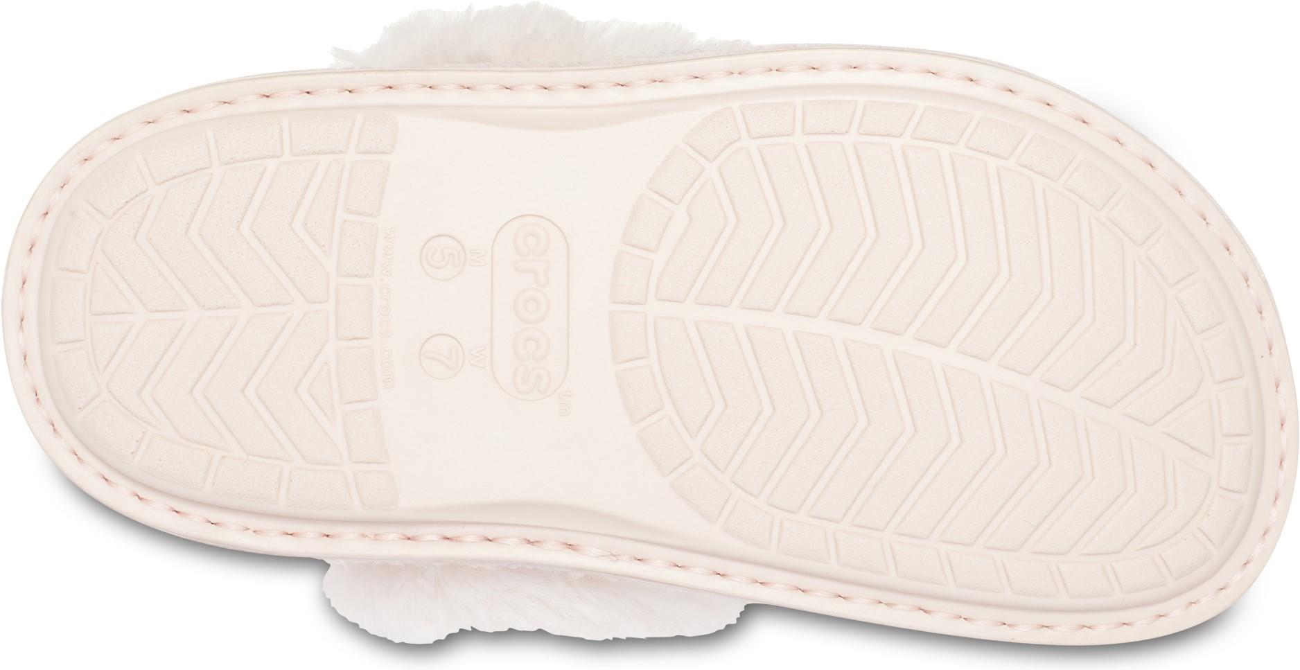 f58e12d8cc Dámske šľapky Crocs CLASSIC LUXE Slipper ružová 41-42
