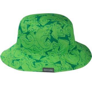Detské klobúk Regatta Cruze Hat II CypressGreen