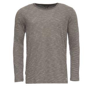 Pánske tričko BUSHMAN EDEN tmavo šedá