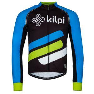 Pánska cyklistická bunda Kilpi PALM-M modrá