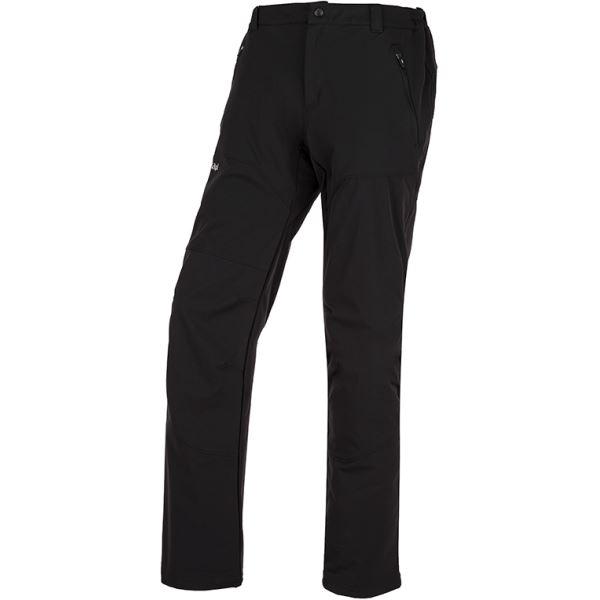 Pánske outdoorové nohavice Kilpi LAGO-M čierna