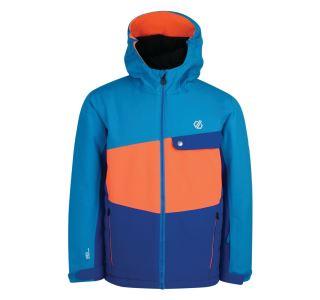Detská zimná bunda Dare2b Wrest modrá / oranžová