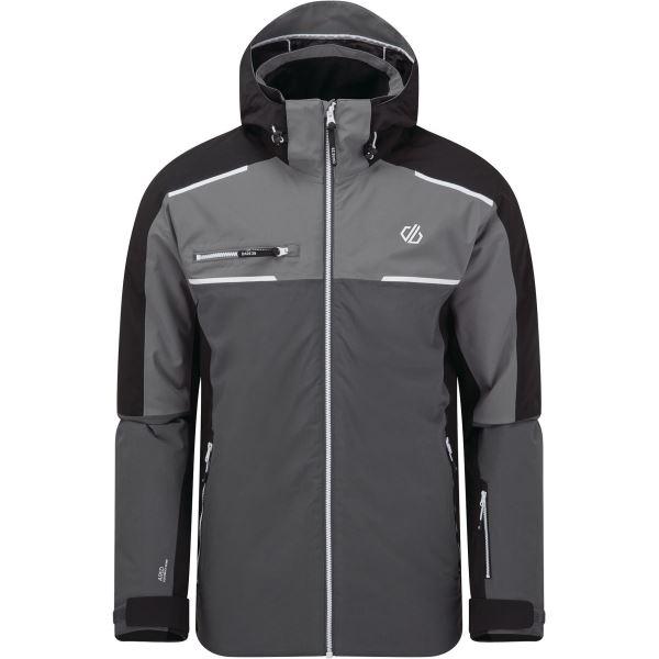 Pánska zimná bunda Dare2b INTERMIT II čierna / sivá
