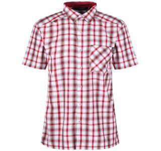 Pánska košeľa Regatta MINDANO III červený