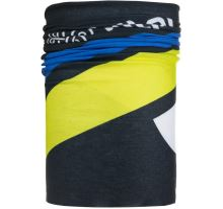 Unisex multifunkčná šatka / nákrčník Kilpi Darlin-U žltá