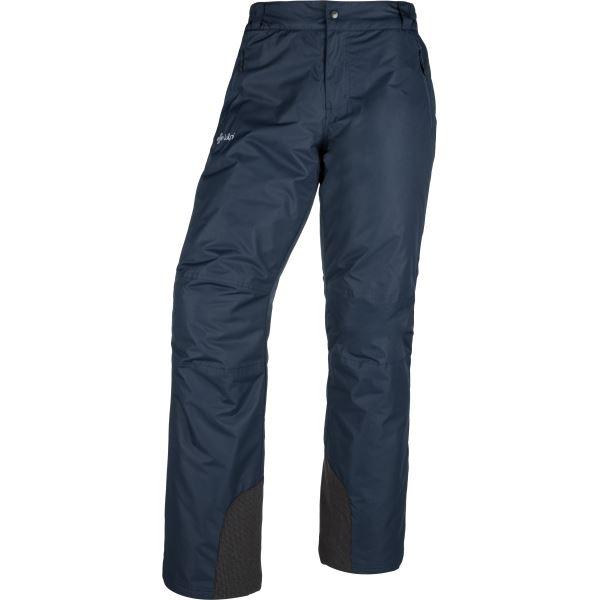 Pánske lyžiarske nohavice KILPI GABONE-M tmavo modrá