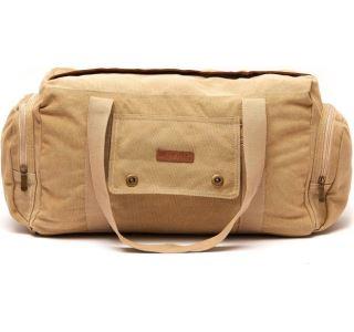 Cestovná taška BUSHMAN KARO II béžová