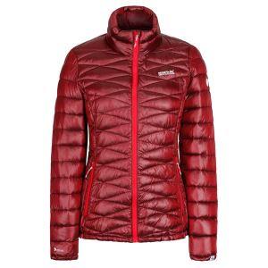 Dámska bunda Regatta METALLIA červená