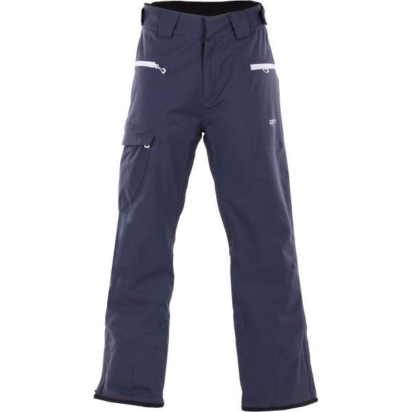b11b71df769a Pánske zimné lyžiarske nohavice 2117 GRYTNÄS sivá ink XL