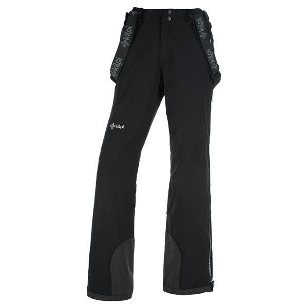 Dámske zimné lyžiarské nohavice Kilpi EUROPA-W čierna