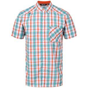 Pánska košeľa Regatta MINDANO III oranžová