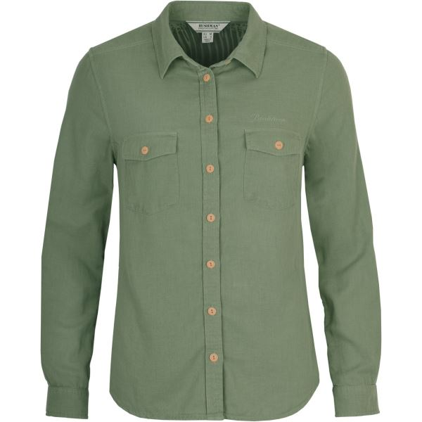 Dámska košeľa BUSHMAN MECCA zelená
