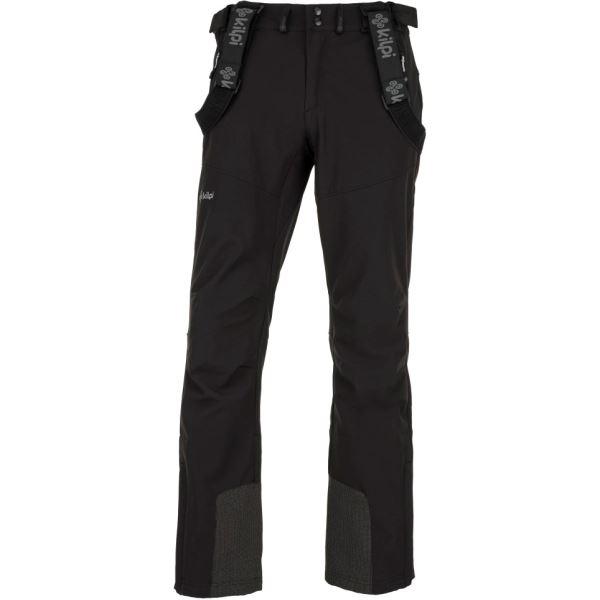 Pánske lyžiarské nohavice Kilpi RHEA-M čierna