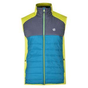 Pánska vesta Dare2b Coordinate Vest modrá / zelená
