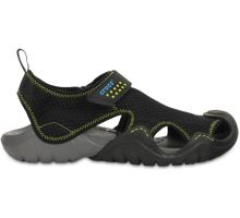 Swiftwater Sandal - Black / Charcoal M10